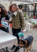 distribution graines à tous les étages Mairie de Paris berges de seine