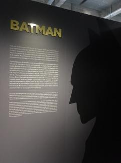 Batman Art Ludique expo DC