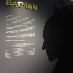 Batman Art Ludique expo DC