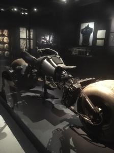 Batpod Art Ludique expo DC