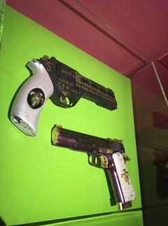 Gun Art Ludique expo DC