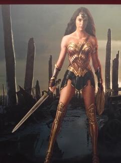 Wonder Woman Art Ludique expo DC