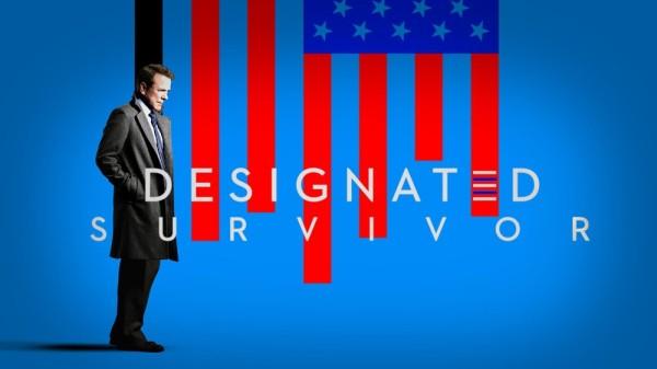 Designated Survivor ; Kiefer Sutherland