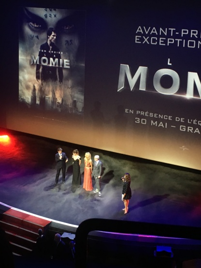La Momie - Grand Rex - Tom Cruise
