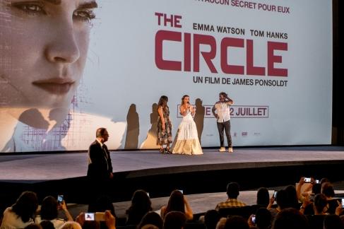 The Circle Avant premiere