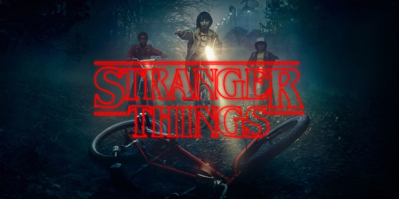 Stranger Things Critique série