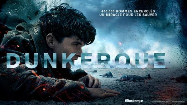 Critique du film Dunkerque