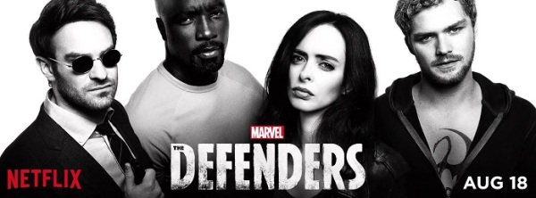 Critique série Marvel The Defenders