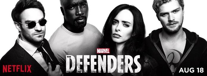 Critique série Marvel The Defenders
