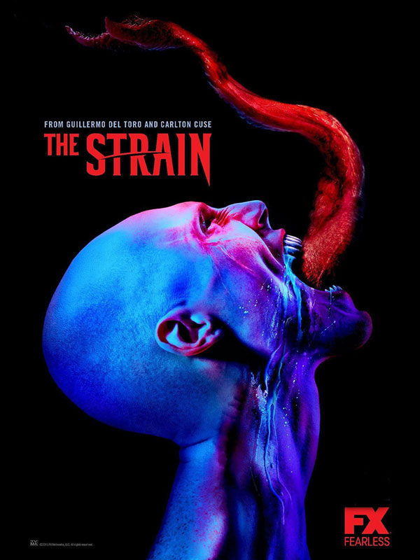 Critique série the strain