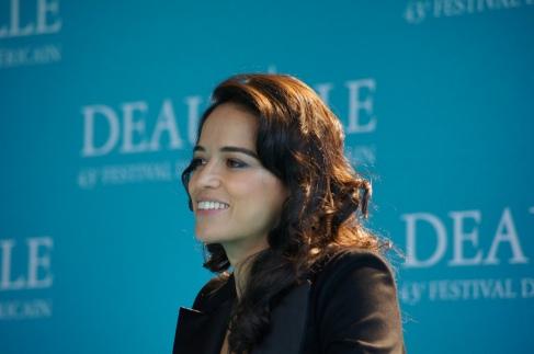 Michelle Rodriguez Festival Deauville