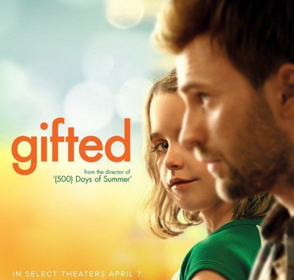 Critique film Mary ; Gifted ; Chris Evans ; Mckenna Grace