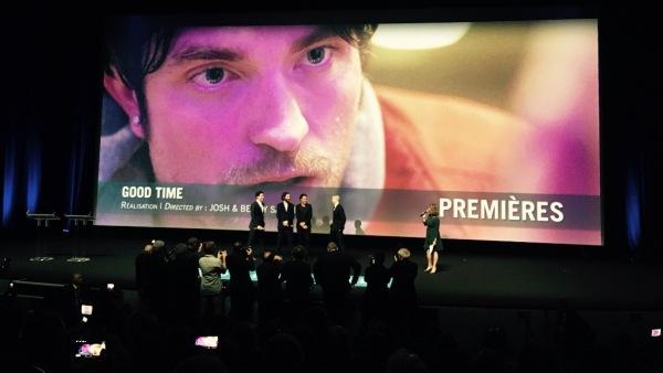Good Time ; Critique film Good Time ; Robert Pattinson