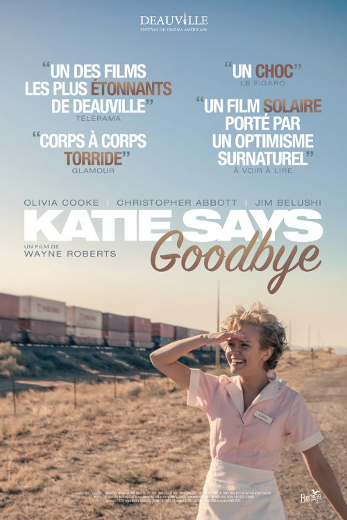 KATIE SAYS Goodbye Olivia Cooke Christopher Abbot Jim Belushi
