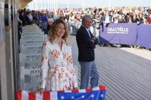 Laura Dern ; Festival americain de Deauville