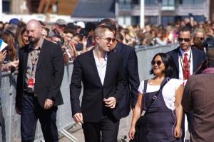 Robert Pattinson Good Time Deauville