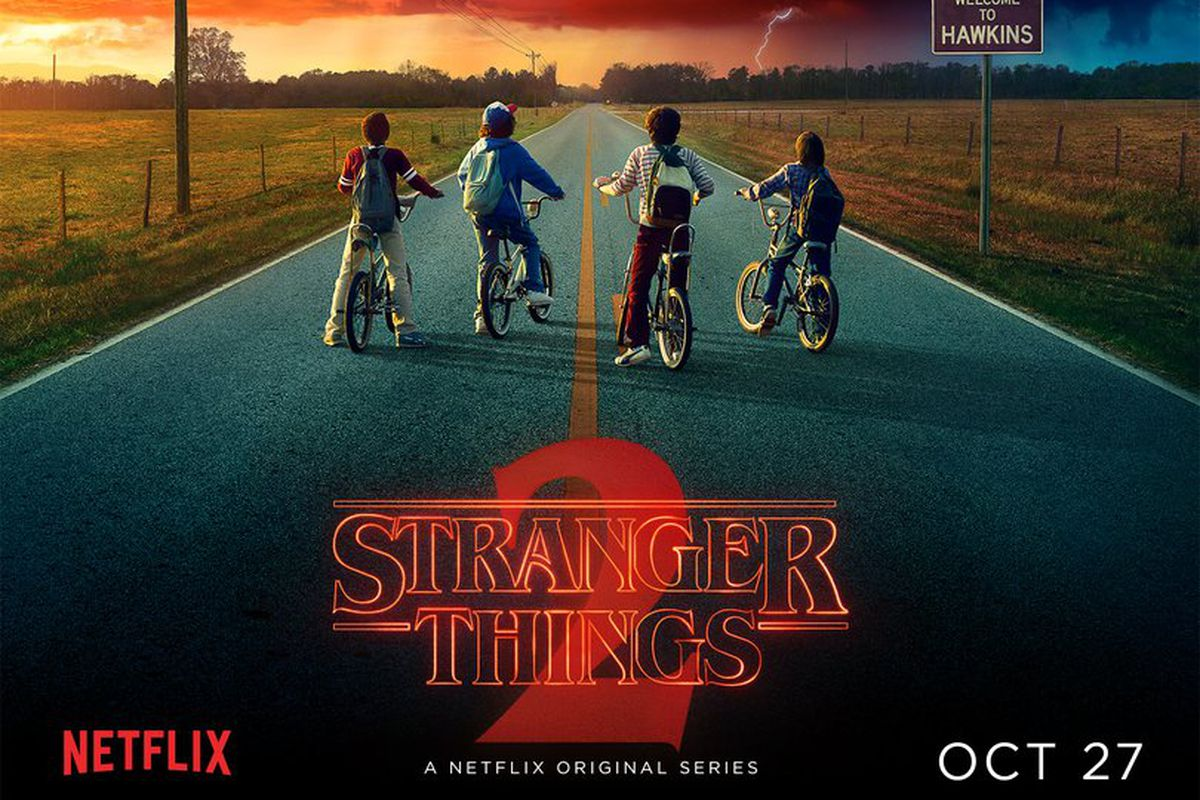 Stranger Things 2; avis ; critique ; saison2 Stranger Things