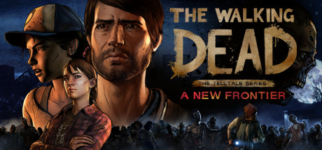 critique walking dead a new frontier