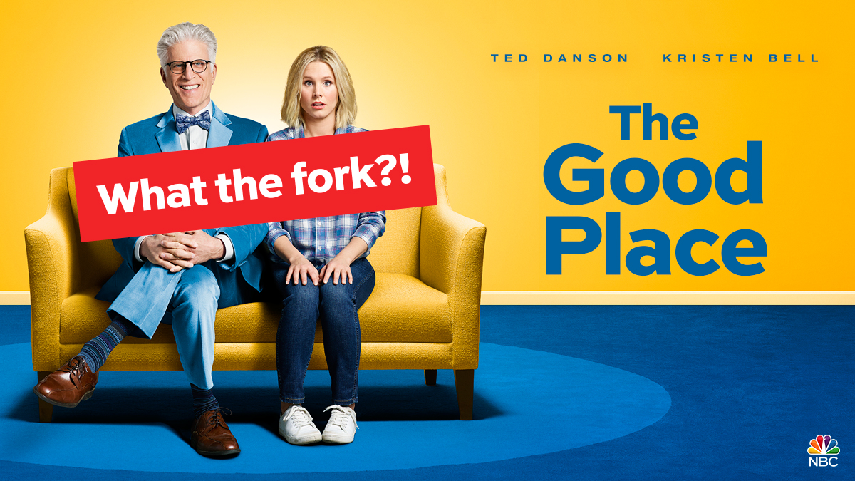critique ; avis; the good place