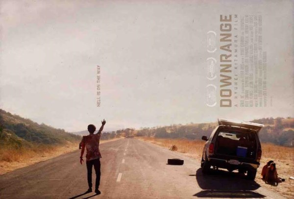 Avis ; critique ; film ; downrange