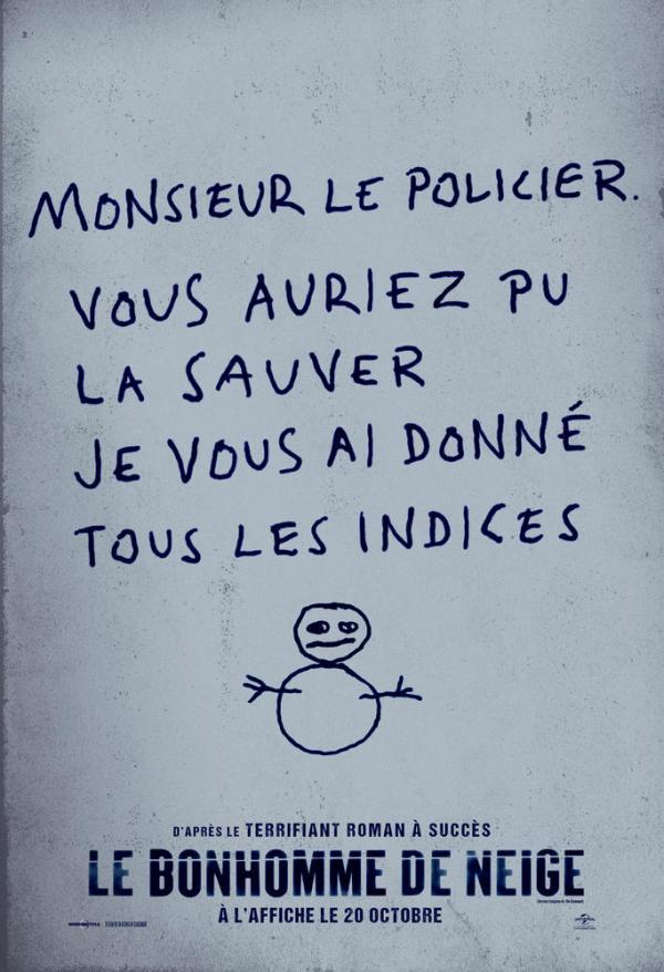 le bonhomme de neige critique film