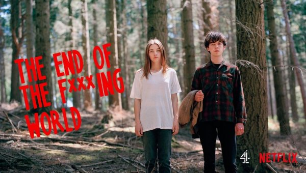 The End of the F***ing World, critique, avis, netflix, TEOTFW