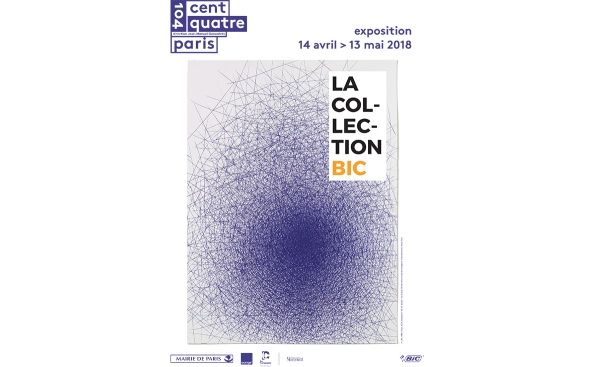 La collection BIC le 104 centquatre paris avis critique