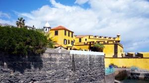 madère Fortresse de São Tiago