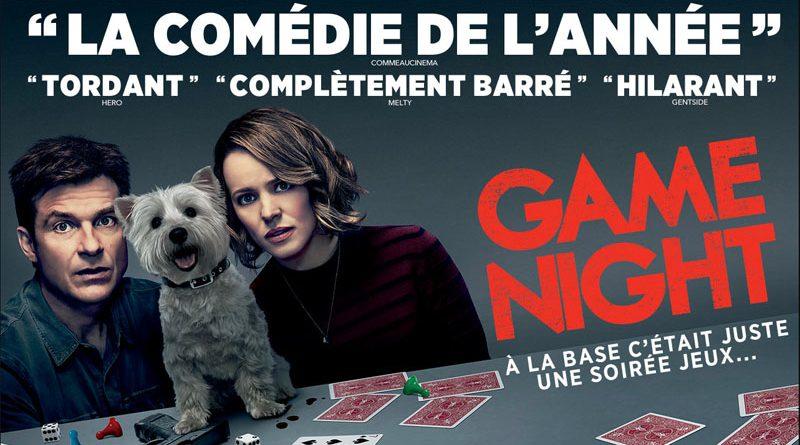 Game Night ; critique ; avis ; film ; comédie