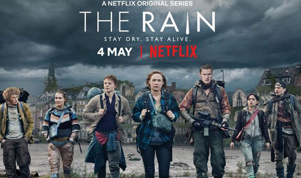 NETFLIX THE RAIN ; critique ; série ; apocalypse