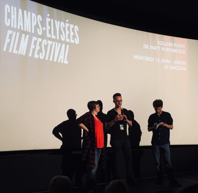 Matthew Poterfield ; interview; champs elysées film festival 2018 ; avis ; critique