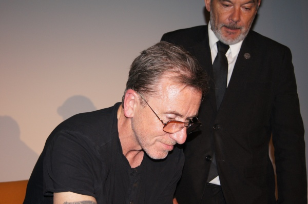 tim roth ; champs elysees film festival ; lie to me ; critique ; avis ; interview