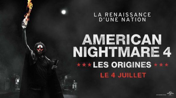 American Nightmare ; avis ; critique ; the first purge