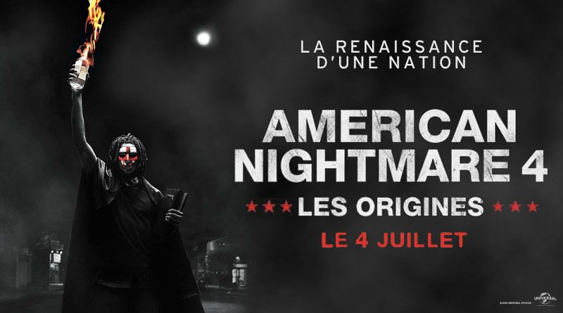 American Nightmare ; avis ; critique ; the first purge