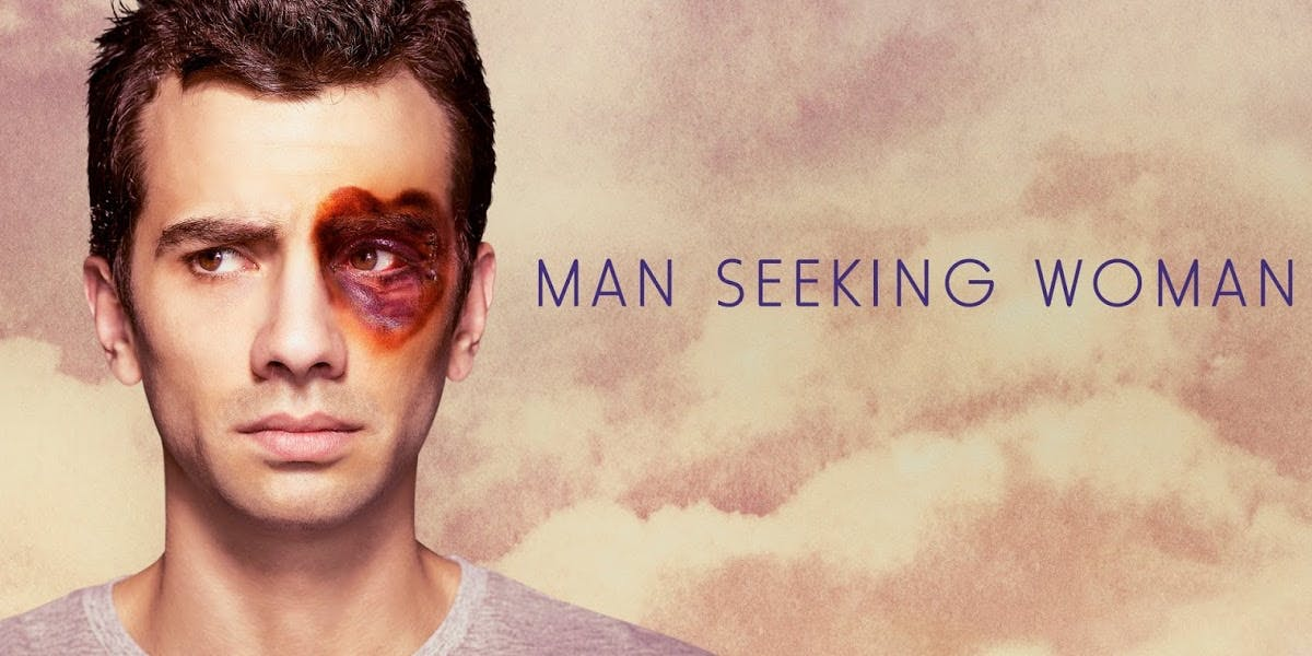man seeking woman ; critique ; avis ; comédie