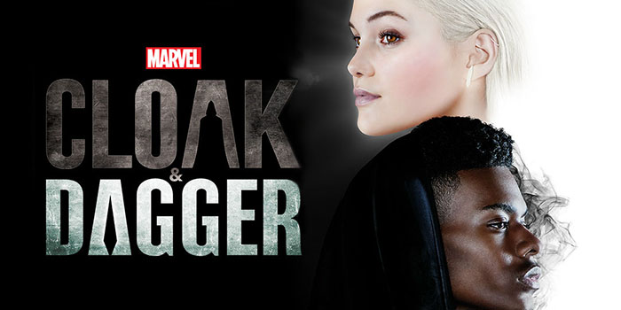 Marvel; Cloak and dagger; critique; avis; Stan Lee; cape et l'épée