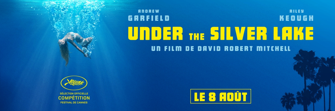 Under the Silver Lake; Andrew Garfield; Spider-man; David Lynch; Hitchcock; los angeles ; critique ; cinéma ; avis