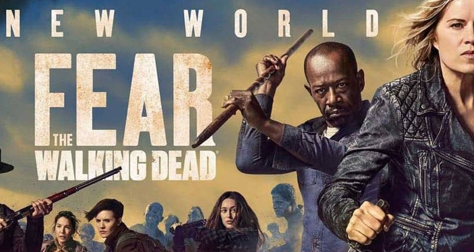 fear; the walking deaud; critique ; avis ; zombie