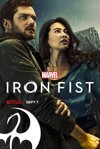 iron fist ; marvel ; collen wing ; misty knight ; danny rand ; avis ; critique ; la main ; luke cage