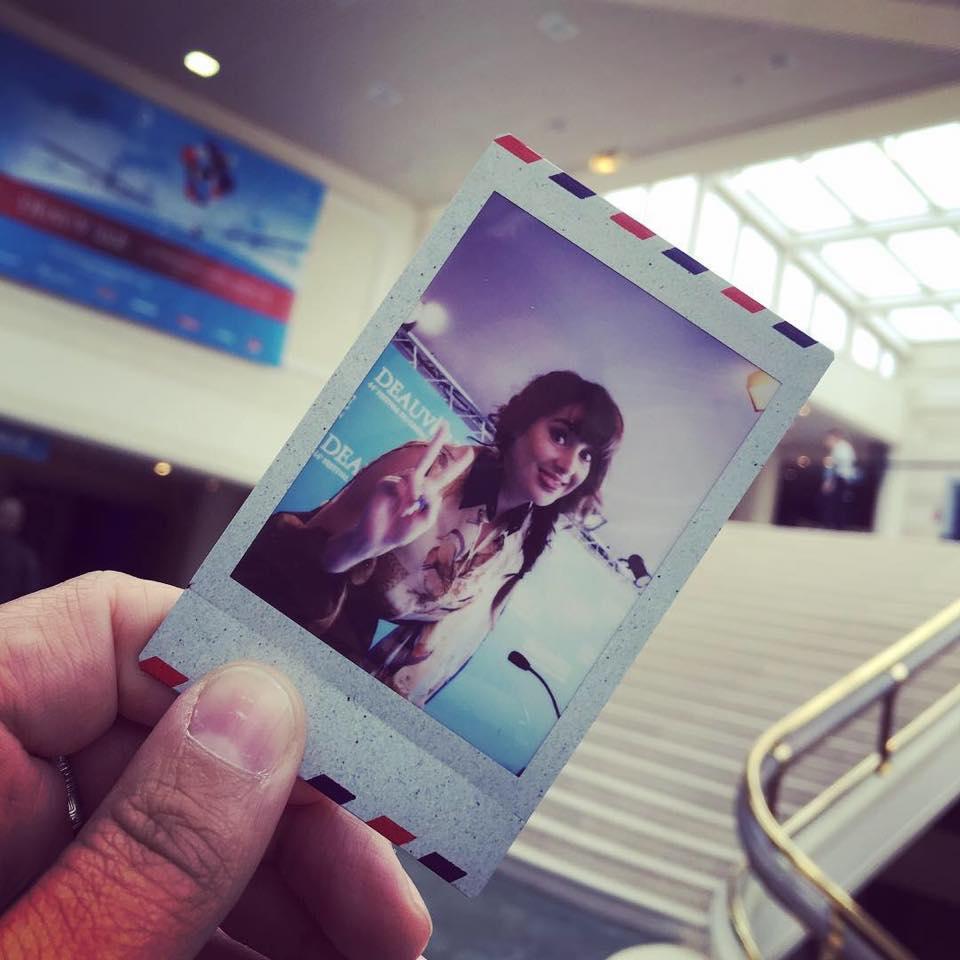 Polaroid Shailene Woodley ; critique ; presse ; interview ; dezauville ; festioval cinema americain