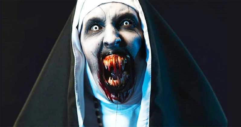 la nonne ; the nun ; avis ; critique ; conjuring