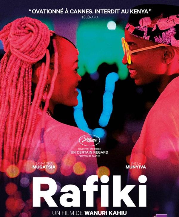rafiki ; cannes ; kenya ; lesbienne ; film ; critique ; avis ; wanuri kahiu