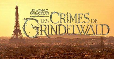 les animaux fantastiques : les crimes de Grindelwald; magie; Harry potter; Jk Rowling