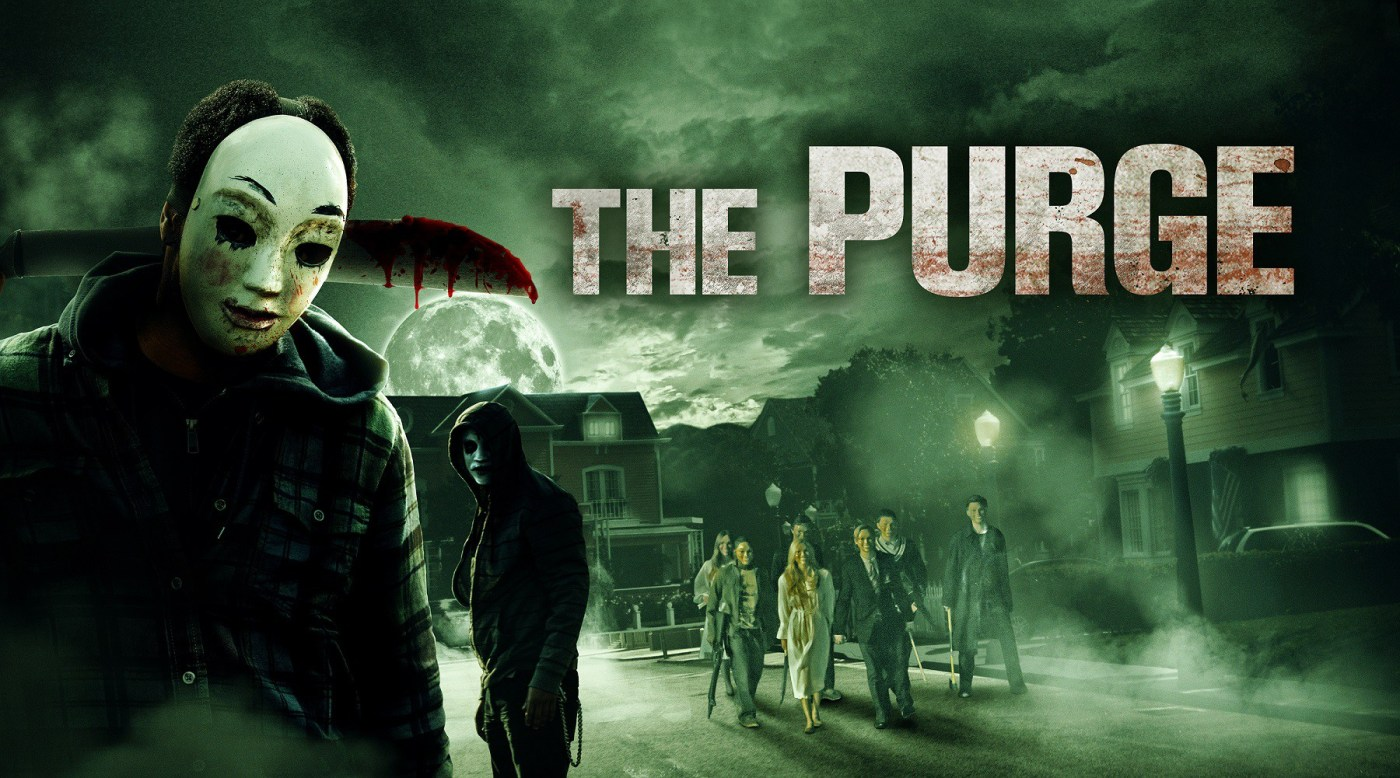 the purge; american nightmare; horreur