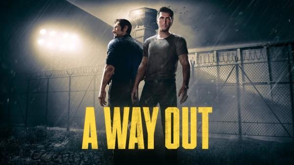 a way out ; jeu vidéo ; PS4 ; XBOX ONE ; PC ; prisonniers ; evadé ; escape ; prisoner ; coopératif ; coopération ; prison