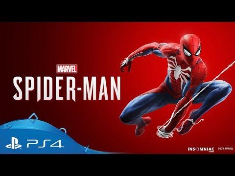marvel's spider man; marvel; jeu vidéo
