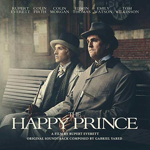 the happy prince critiques; Rupert Everett; Colin Morgan; Oscar Wilde; drame;Colin Firth