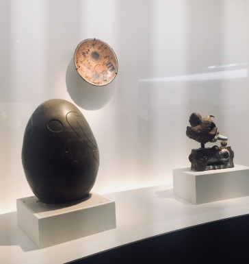 Miro ; rétrospective ; Grand Palais ; expo ; exposition ; art ; oeuvre ; cubisme ; céramique ; peinture