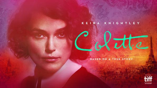 colette critiques; Keira Knightley; Wash Westmoreland, avant-première