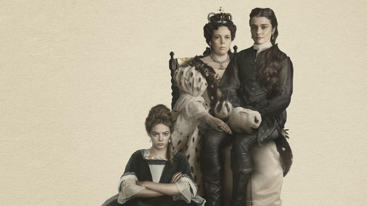 Yorgos Lanthimos; Emma Stone; Rachel Weisz